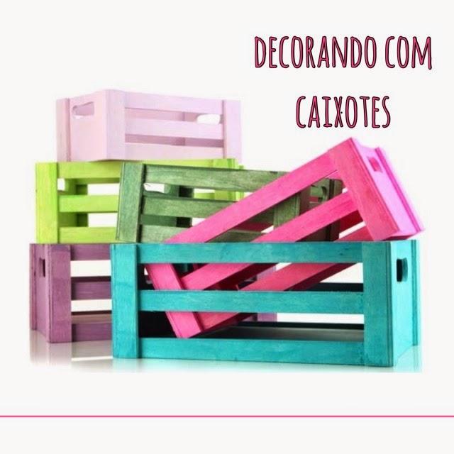 decorar banheiro feio:Decoração com caixotes – Priscilla Queiroz